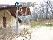 Big stone cottage with olive grove for sale in Cupello, close to the sea 18
