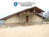 Big stone cottage with olive grove for sale in Cupello, close to the sea 19