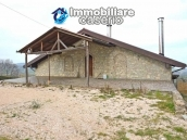 Big stone cottage with olive grove for sale in Cupello, close to the sea 20