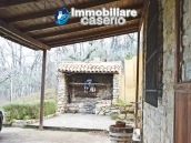 Big stone cottage with olive grove for sale in Cupello, close to the sea 21