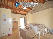 Renovated stone house with garage for sale in Carunchio, Abruzzo 4