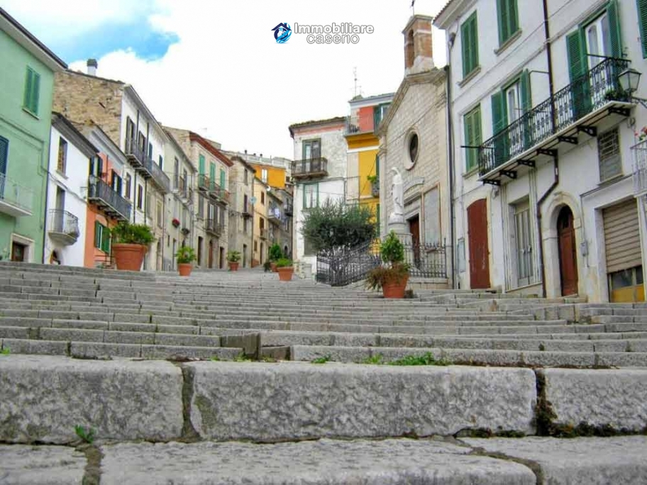 Character House To Renovate For Sale In Trivento Molise
