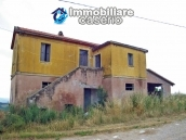 Country house to renovated for sale in a panoramic position, Abruzzo 1