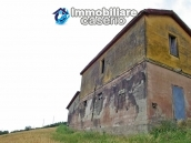Country house to renovated for sale in a panoramic position, Abruzzo 2