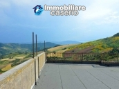Old masion on two floors with terrace for sale in Abruzzo 1