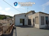 Old masion on two floors with terrace for sale in Abruzzo 10