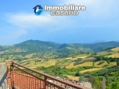 Old masion on two floors with terrace for sale in Abruzzo 9