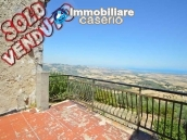 Semi-detached house with panoramic terrace sea view and garden for sale in Mafalda, Molise 1