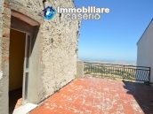 Semi-detached house with panoramic terrace sea view and garden for sale in Mafalda, Molise 12