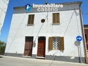 Semi-detached house with panoramic terrace sea view and garden for sale in Mafalda, Molise 15