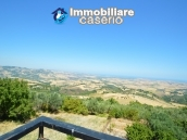 Semi-detached house with panoramic terrace sea view and garden for sale in Mafalda, Molise 2