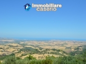 Semi-detached house with panoramic terrace sea view and garden for sale in Mafalda, Molise 3
