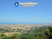 Semi-detached house with panoramic terrace sea view and garden for sale in Mafalda, Molise 4