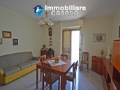 Semi-detached house with panoramic terrace sea view and garden for sale in Mafalda, Molise 6