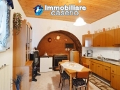 Habitable house finished in wood for sale in Molise, Limosano 15