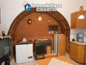 Habitable house finished in wood for sale in Molise, Limosano 16