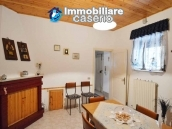 Habitable house finished in wood for sale in Molise, Limosano 17