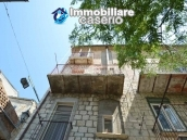 Habitable house finished in wood for sale in Molise, Limosano 30