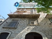 Habitable house finished in wood for sale in Molise, Limosano 31