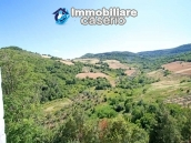 House with views of the hills for sale in Abruzzo region, Dogliola 8