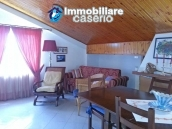 Furnished apartment in an ancient village for sale in Abruzzo 1