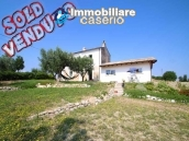 Renovated house with garden for sale in Scerni, Abruzzo  1