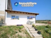 Renovated house with garden for sale in Scerni, Abruzzo  2