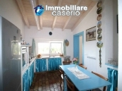 Renovated house with garden for sale in Scerni, Abruzzo  6
