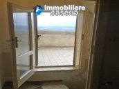 Habitable town house with panoramic terrasse for sale in Molise 12