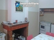 Habitable town house with panoramic terrasse for sale in Molise 4
