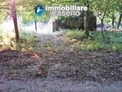 Properties for sale in Abruzzo - Ruin with land and water source for sale in Treglio 2