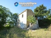 Farm house with 2 hectares of land with sea view for sale in Mafalda 1