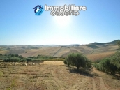 Farm house with 2 hectares of land with sea view for sale in Mafalda 13