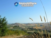 Farm house with 2 hectares of land with sea view for sale in Mafalda 16