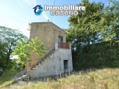 Farm house with 2 hectares of land with sea view for sale in Mafalda 2