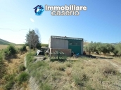 Garage with 3 hectares of land for sale a 2 km from Andriatic sea, Molise 1