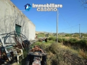 Garage with 3 hectares of land for sale a 2 km from Andriatic sea, Molise 2