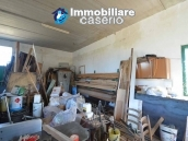 Garage with 3 hectares of land for sale a 2 km from Andriatic sea, Molise 4