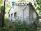 Stone cottage with well and hectares for sale in Abruzzo 1