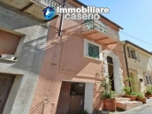 Two independent properties of the old town of Mafalda, Molise 1