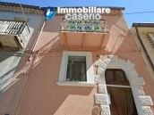 Two independent properties of the old town of Mafalda, Molise 2
