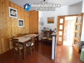 House overlooking the Adriatic Sea, garden and garage for sale in Mafalda, Molise 1
