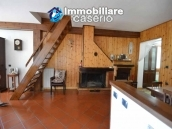 House overlooking the Adriatic Sea, garden and garage for sale in Mafalda, Molise 2