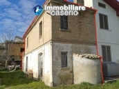 Old brick building sale in Lanciano, Abruzzo - Property Italy 1
