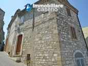 Historic stone house with cellar for sale in Limosano, Molise 1