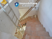 House with sea view, olive trees for sale near Nature Reserve of Punta Aderci. 21