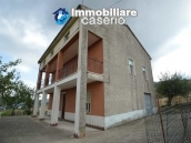 Detached house with garden and barn for sale in Roccaspinalveti, Abruzzo 2