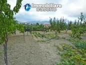 Cottage with garden low-cost sales in Abruzzo, Roccaspinalveti 4