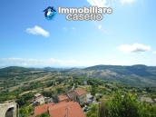 Habitable town house sea view for sale in a Medieval Castle town, Abruzzo 1