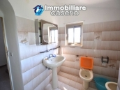 Habitable town house sea view for sale in a Medieval Castle town, Abruzzo 10